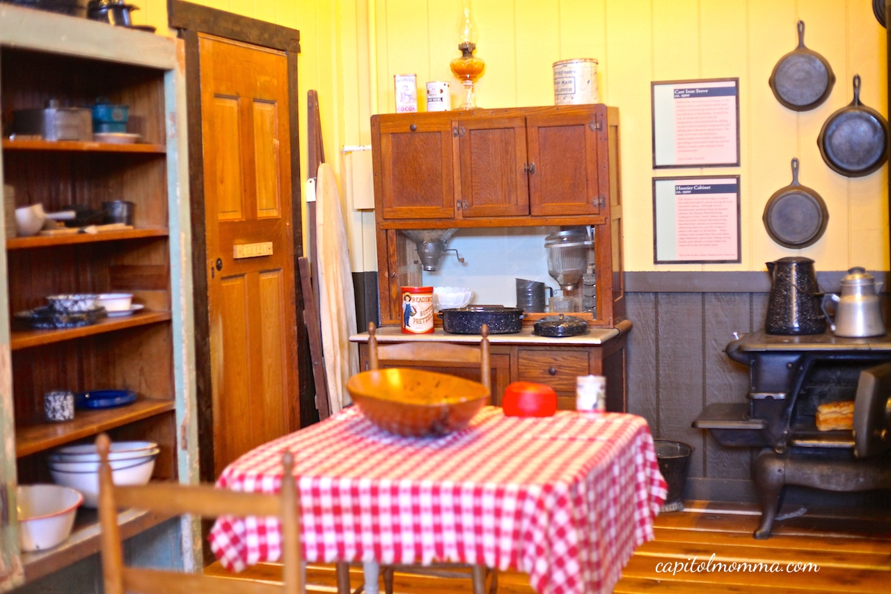 Old Fashioned Kitchen loudoun heritage farm museum | capitol momma