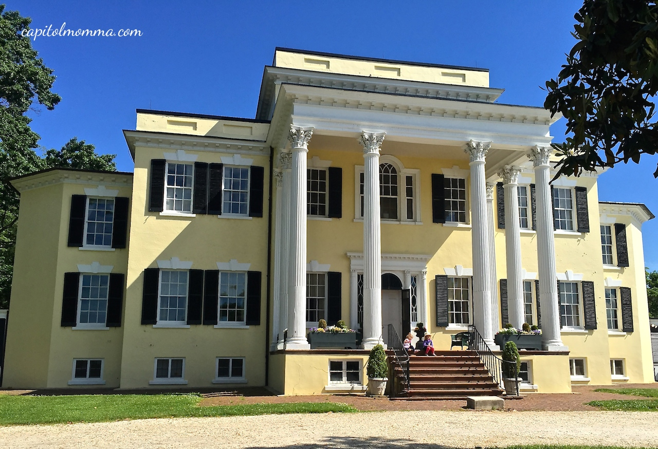 Oatlandsmansion