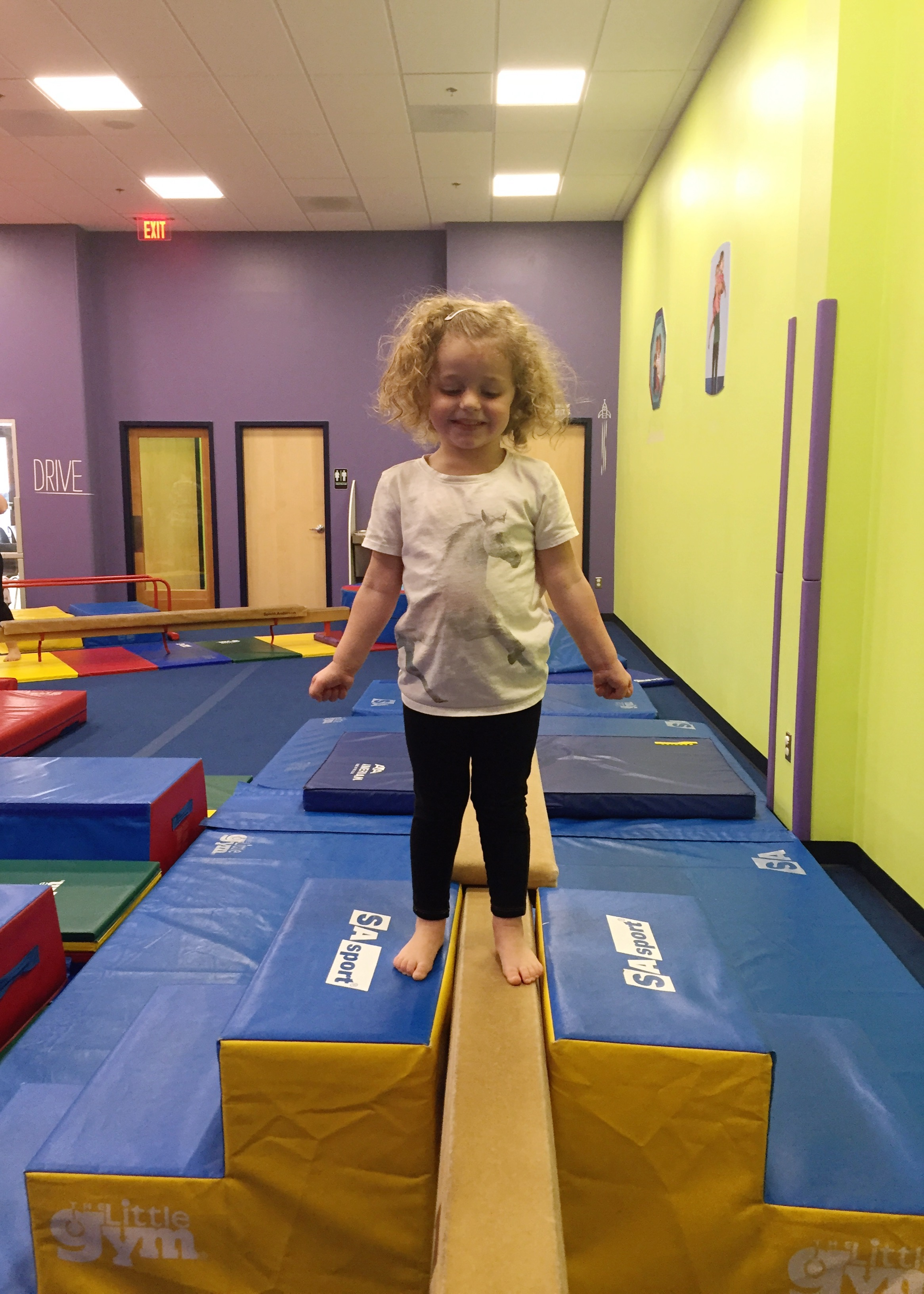 cf4db6be2687 The Little Gym does such a great job of creating a fun program for physical  development and socialization. The instructors are so energetic and bubbly  and ...